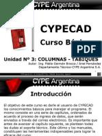 Curso Basico Cypecad 03-Columna Tabiques