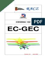 Check List Cessna 152