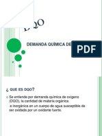 DQO Analisis Industriales