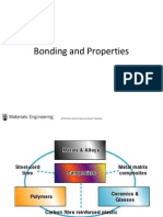 2. Bonding and Properties