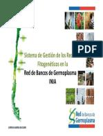 Recursos Fitogeneticos Congreso Agronomico