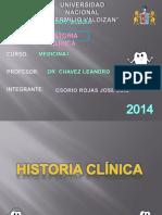 HISTORIA CLINICA - MEDICINA.pptx