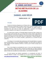 02 39 ORIGINAL Los Planetas Metalicos de La Alquimia Www.gftaognosticaespiritual.org