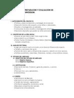 Guia Practica Para La Preparacion y Evaluacion de Proyectos