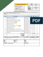 Job Card DCN 0118 - 100-WCR-301001-NOR-N-E SHT 14 & 12 (R) REV. 1
