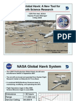 NASA Global Hawk RPV Research