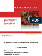Power Coagulacion y Hemostasia