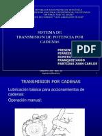 Transmision Por Cadenas(7i)
