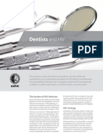 Dentists and Hiv May2011