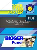 Pag-IBIG's State of the Fund Address