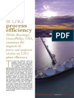 A Fresh Look at LNG Process Efficiency