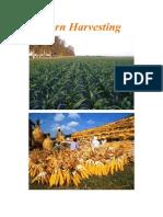 Trailed Corn Harvester