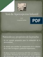Test de A..