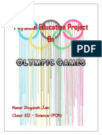 Physical Education Project