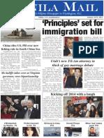 Manila Mail - Jan. 15, 2014