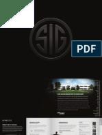 Sig Sauer 2014 Firearms Catalog