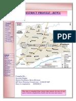 District Profile Rewa