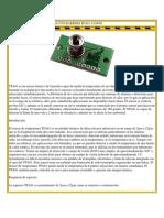 Sensor Termico de 8 Pixeles Con Barrido Tpa81 s320085