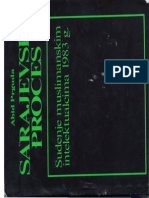 Abid Prguda - Sarajevski proces