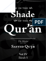 Volume 4 Surah 5
