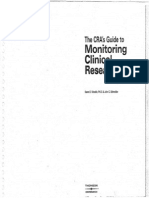 CRA s Guide to Monitoring