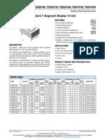 Display TDSG5150M