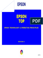 EPSON technology and operating principles