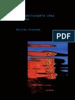 Alvarado Nicolas 2008-Poesie Et Philosophie Chez Alain Badiou.