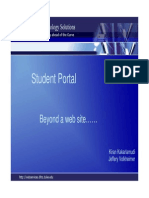 Student Portal Web