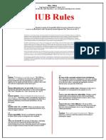 Hub Rules