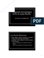 CG in Asia Pacific