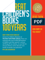 100 Great Childrens Books
