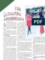 Revista Escucha Negro 4  Director Leoncio Mariscal Espinel