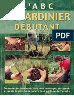 L'ABC du jardinier débutant