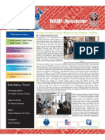 WASH Newsletter Apr-June 2013