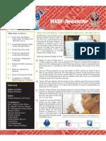 WASH Newsletter Jan-Apr 2013