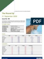 RBS - Round Up - 210909