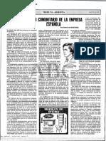 Daniel de Busturia- El Reto Comunitario de la Empresa Española