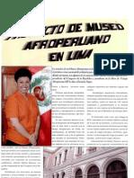 Revista Escucha Negro 6 Dirigida por Leoncio mariscal espinel
