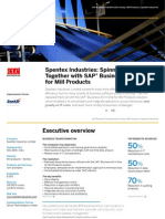 Spentex Industries- Mill Product(Textile)