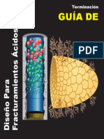 8.- Fracturamiento Acido