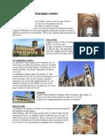 La Bourgogne Romane