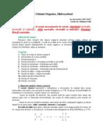 Curs 5 - Mecanisme de Reactie