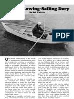 Row and Sail Dory
