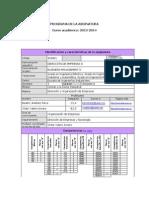 Programa Dirección de Empresas II 2013-2014