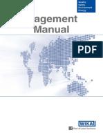 Management Manual