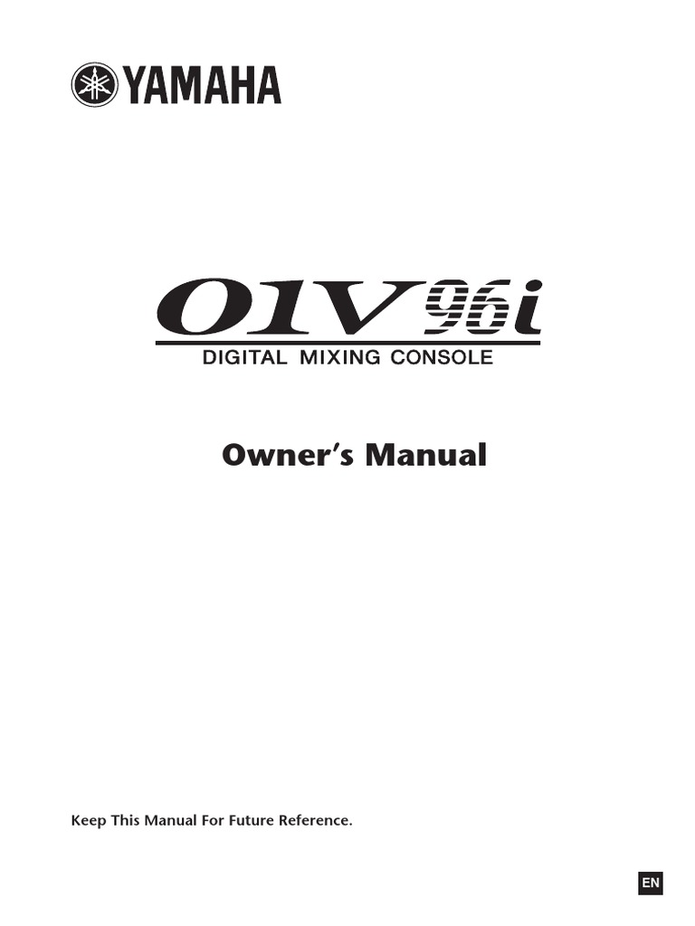Owner's Manual: Keep This Manual For Future Reference