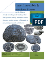 Vol.04 World Most Incredible & Mysterious Stones