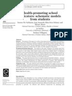 Health Promotion Schools Indicators_Saorise