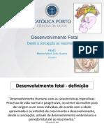 PEMC Desenvolvimento Fetal 2aula